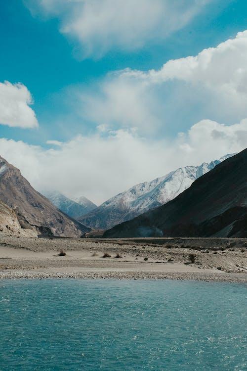 Photos gratuites de blue mountains, himalaya, inde, magnifique