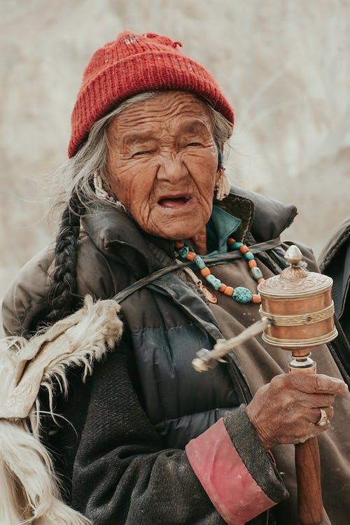 インド, モンク, 山岳の無料の写真素材