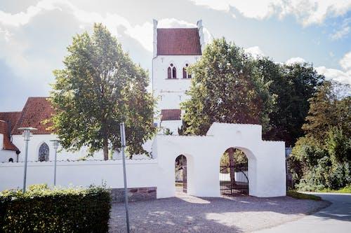 ゲート, タウン, 外観, 建築の無料の写真素材