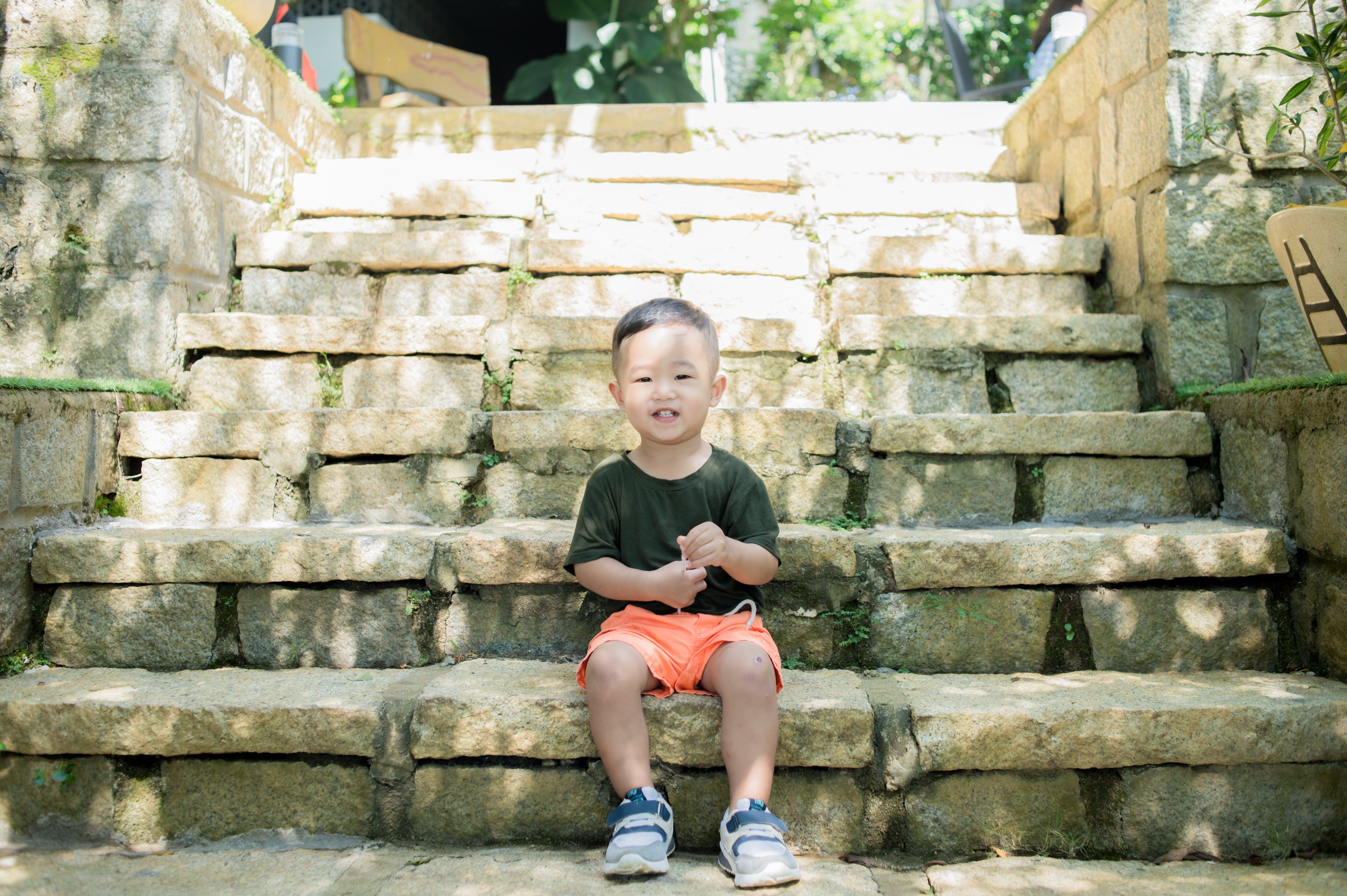 Free stock photo of cute, kids, kid, smile