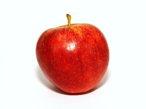 Gratis lagerfoto af æble, frugt, lækker, rød
