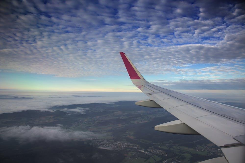 Картинки хорошего путешествия на самолете