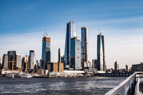 Ingyenes stockfotó daruk, építészet, épületek, felhőkarcoló témában