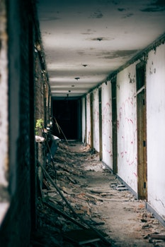 Free stock photo of dirty, building, broken, architecture