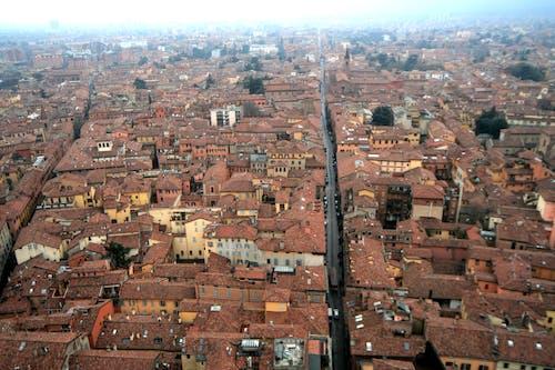 Gratis arkivbilde med bologna, by, fugleperspektiv, italia