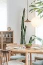 table, luxury, lamp