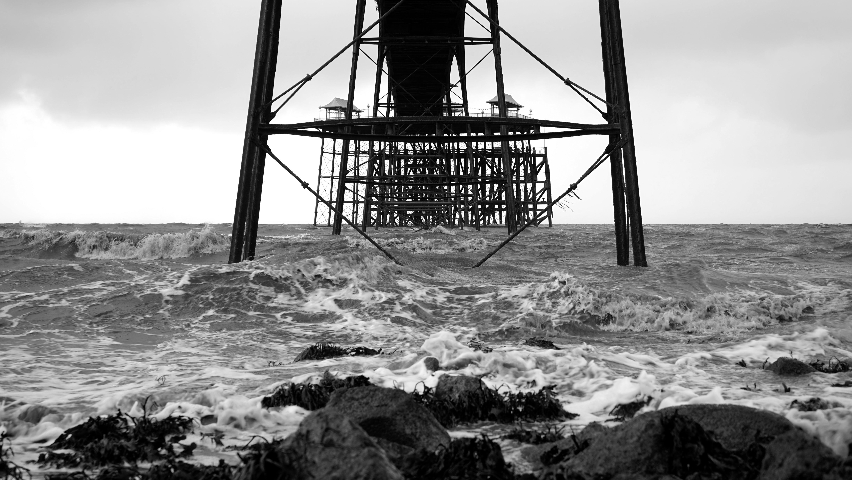 Foto profissional grátis de água, borrifar, litoral, mar