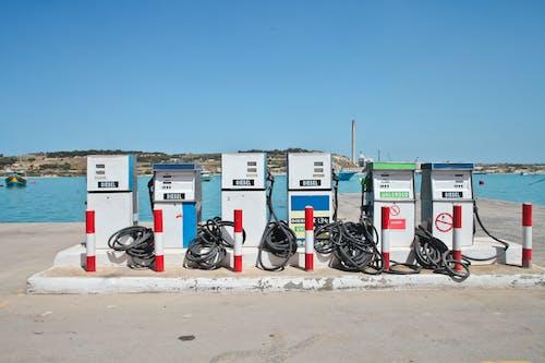 가솔린, 디젤, 바다, 산업의의 무료 스톡 사진