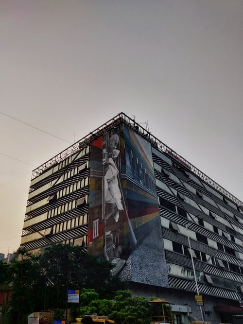 Foto d'estoc gratuïta de anunci, arquitectura, cartell, cartellera