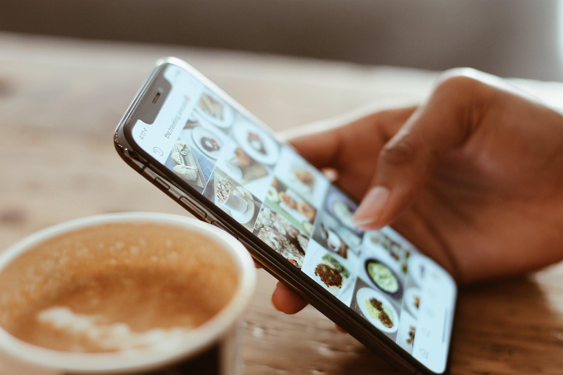 Tu restaurante en redes sociales