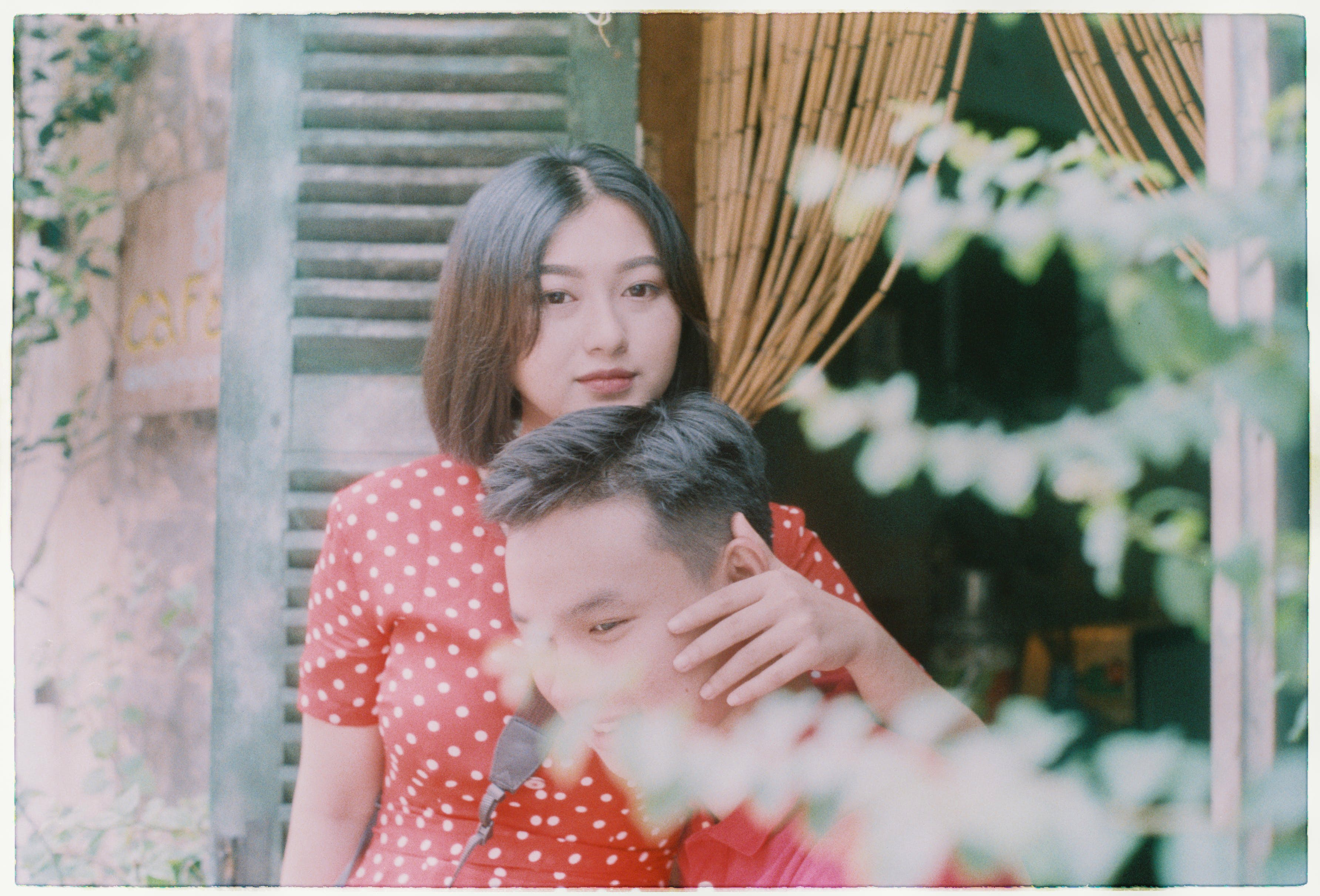Free stock photo of 50mm, asian couple, couple, film