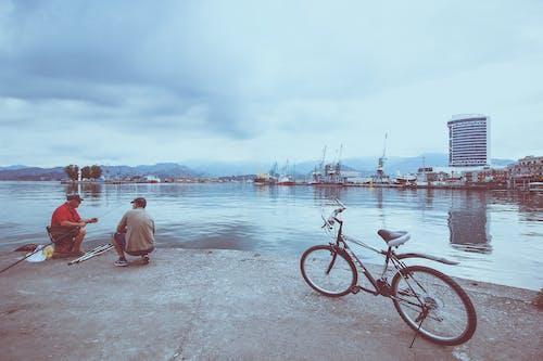 Immagine gratuita di acqua, adulto, attività, barca