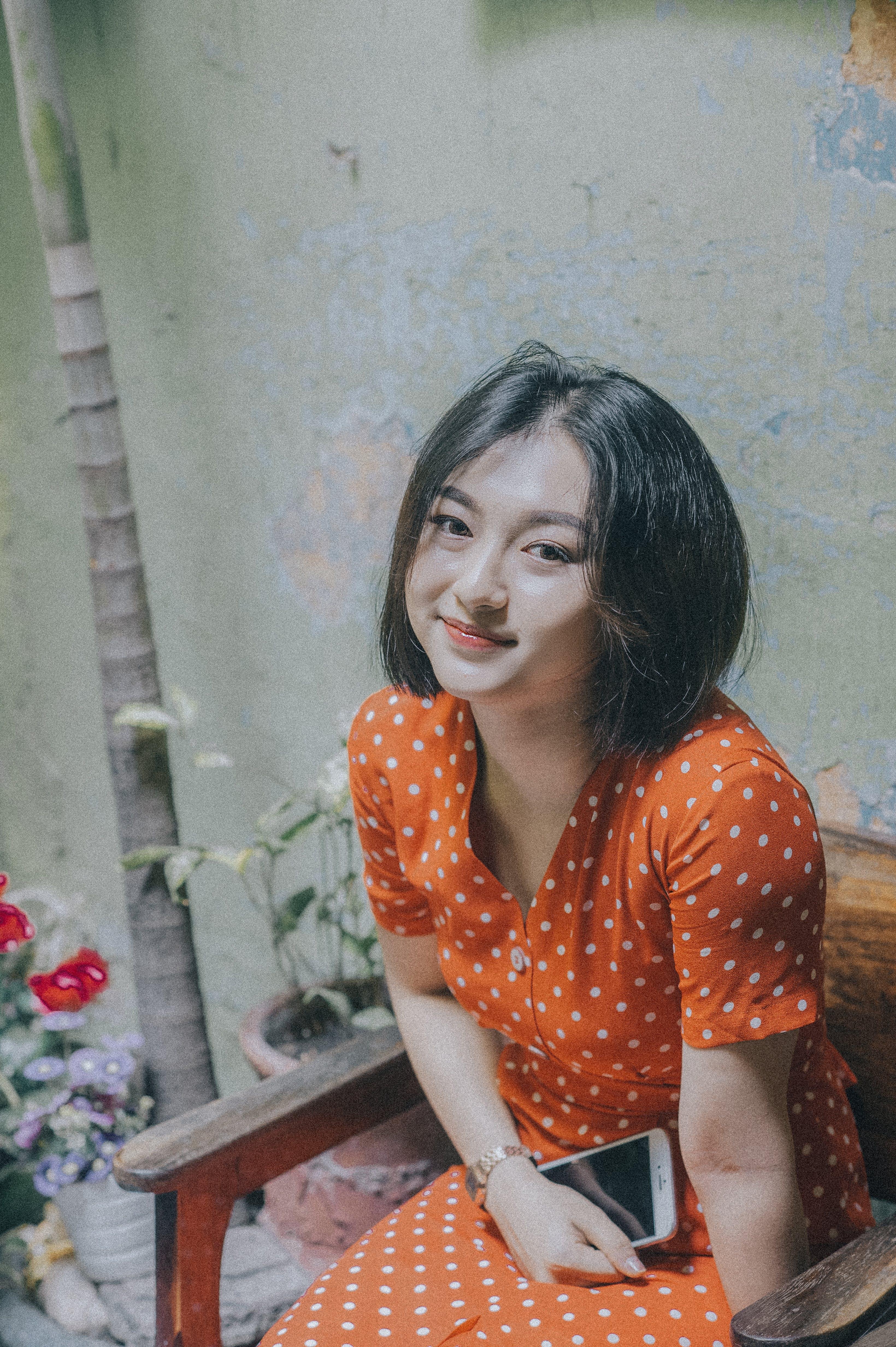 Free stock photo of 85mm, asian girl, beautiful girl, beauty