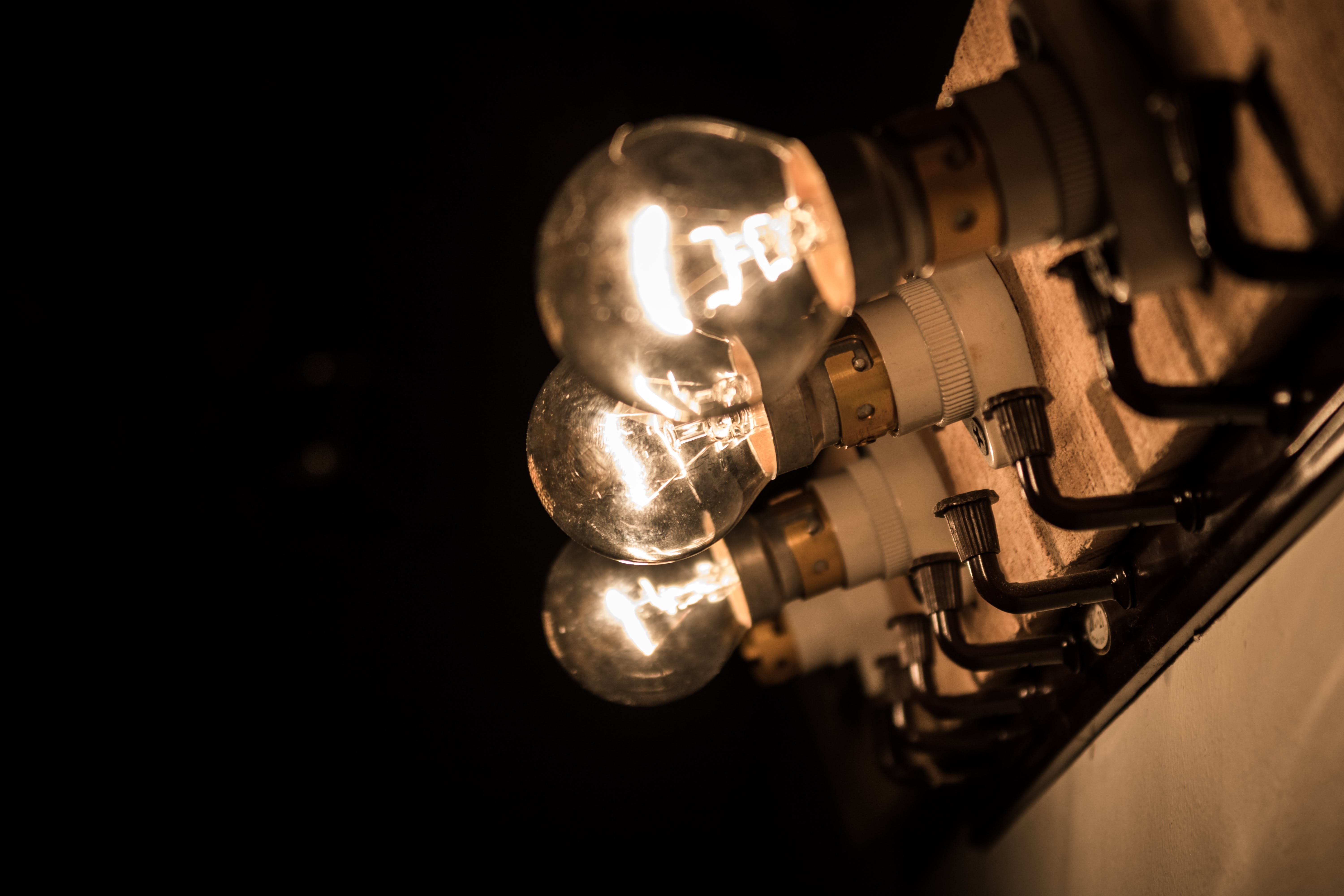 Free stock photo of #bulb, #contrast, #wallpaper