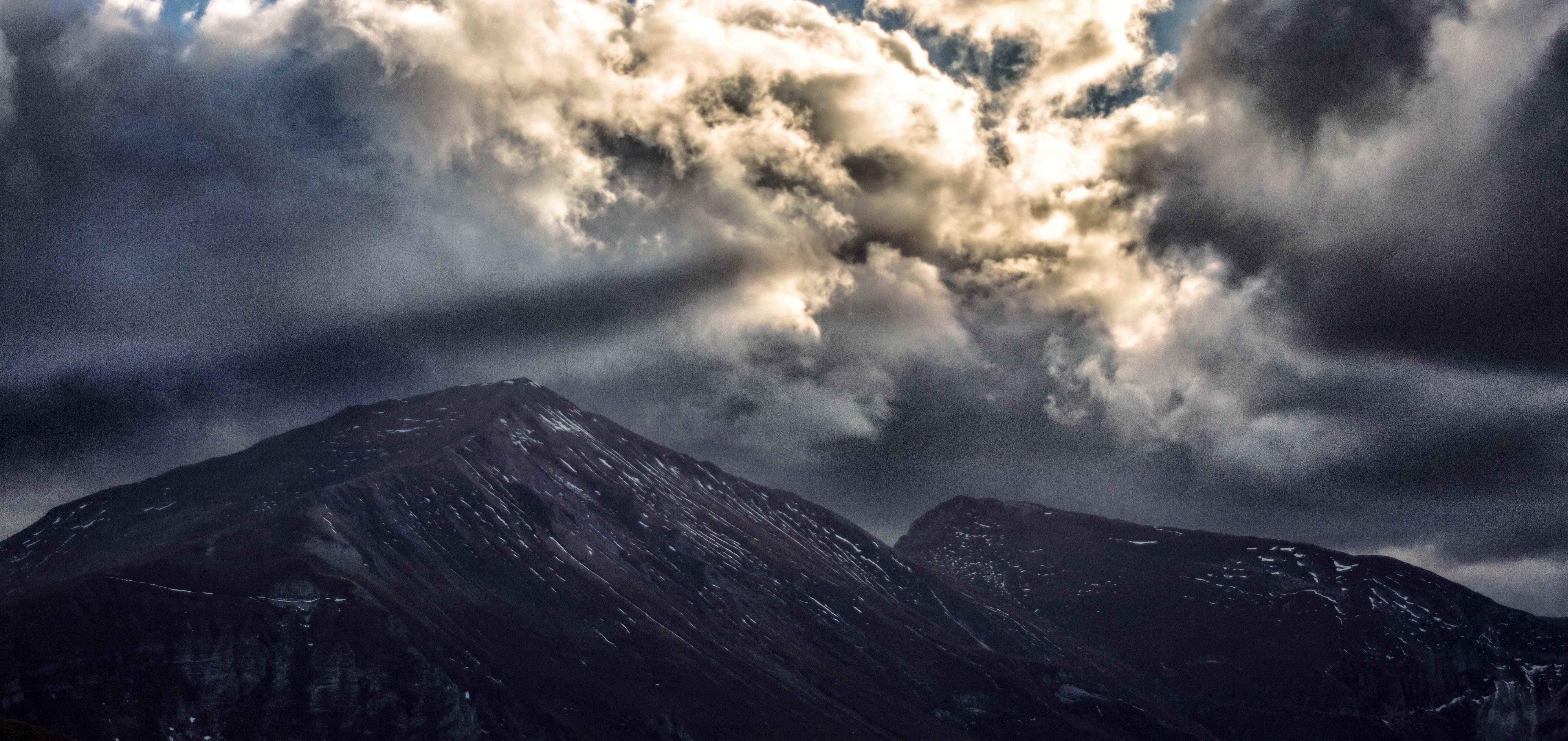 Kostnadsfri bild av 4k tapeter, berg, HD tapeter, ljus