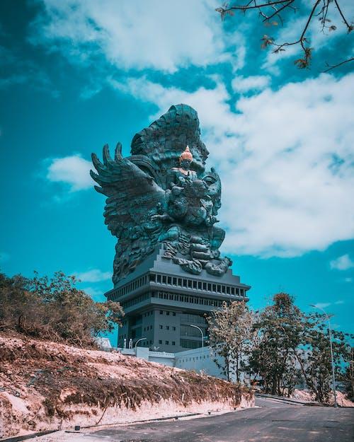 Kostenloses Stock Foto zu bali, größte, gwk, statue