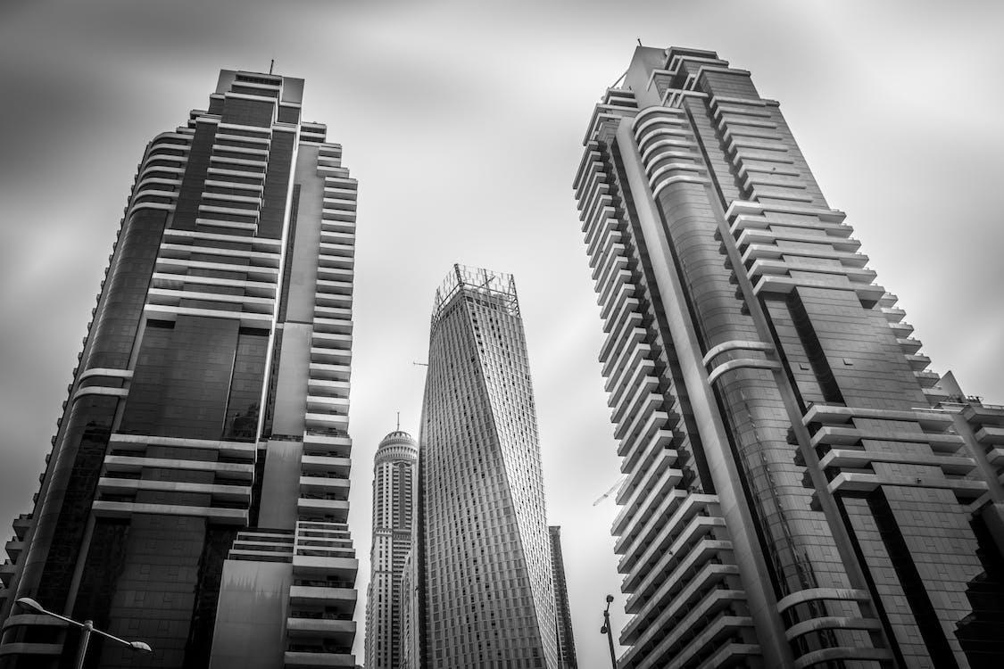 bakış açısı, binalar, cephe