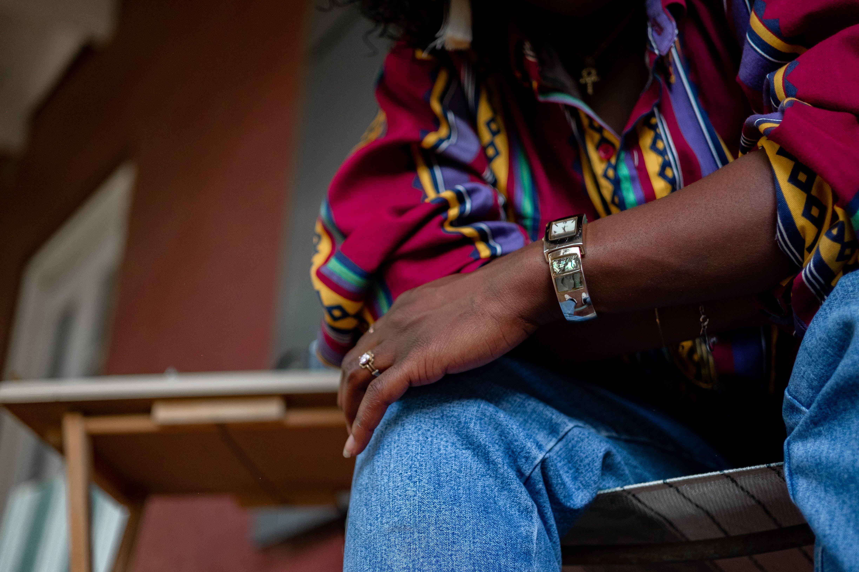 Δωρεάν στοκ φωτογραφιών με chrome, άνθρωπος, ασημένιος, Αφροαμερικανός