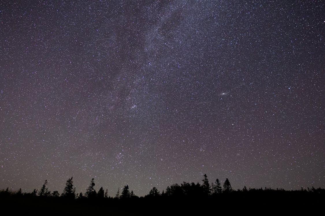 Sky With Many Stars