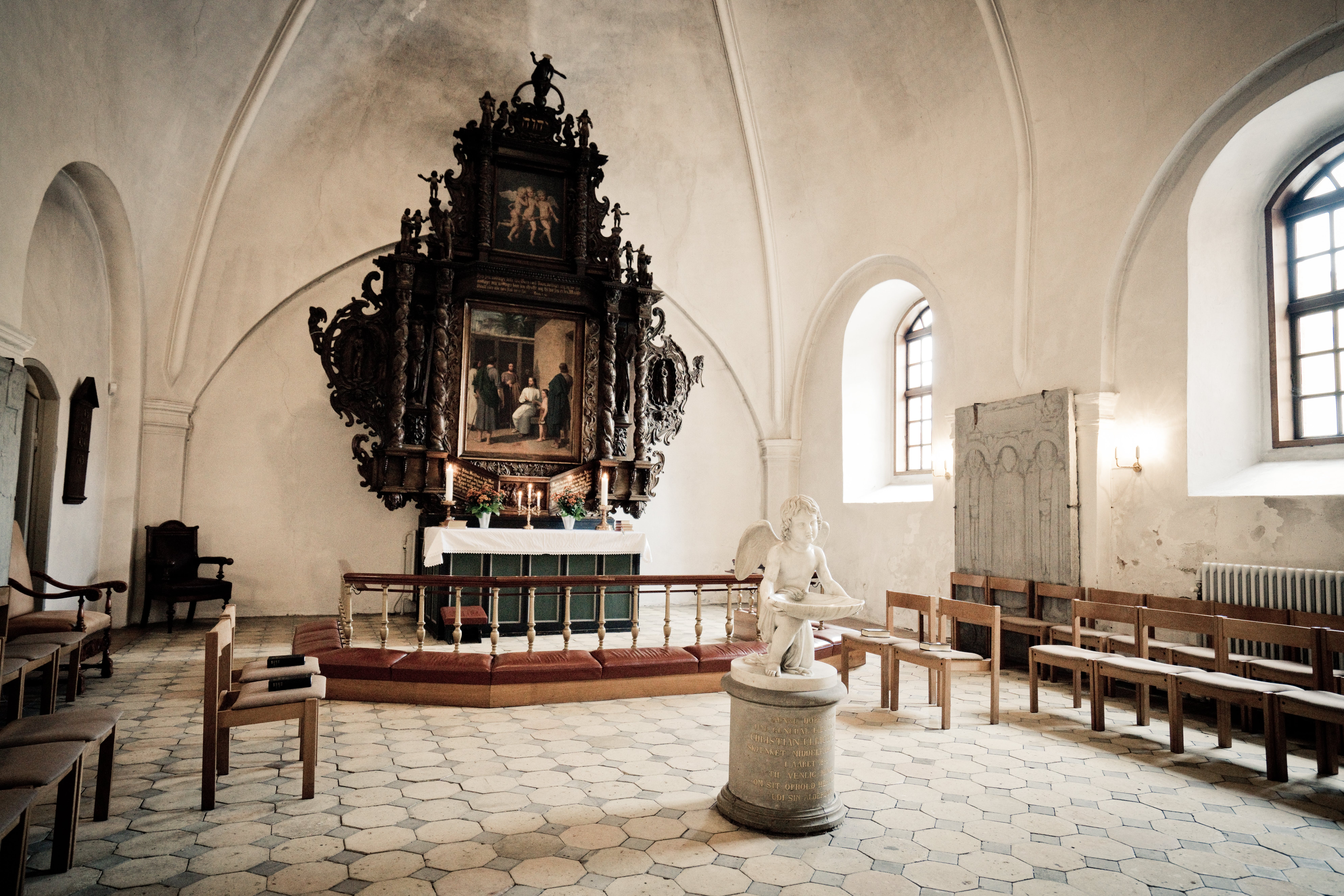 Základová fotografie zdarma na téma anděl, architektura, budova, církev