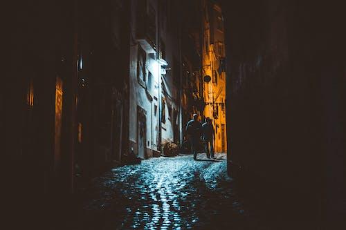 Foto stok gratis abstrak, Arsitektur, bangunan, bayangan hitam