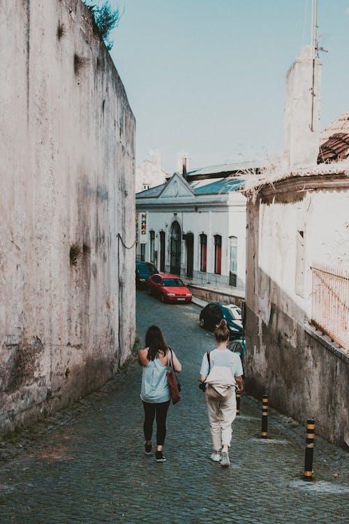 アダルト, シティ, タウン, ポルトガルの無料の写真素材