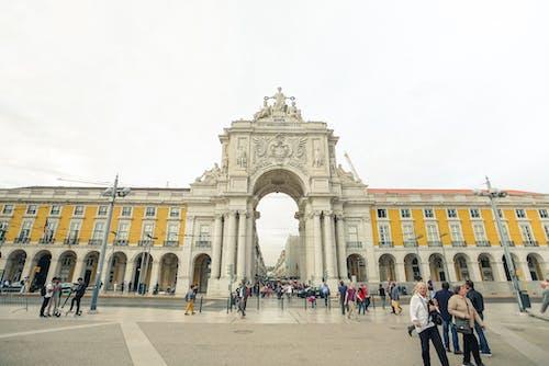 Darmowe zdjęcie z galerii z architektura, atrakcja turystyczna, budynek, miasto