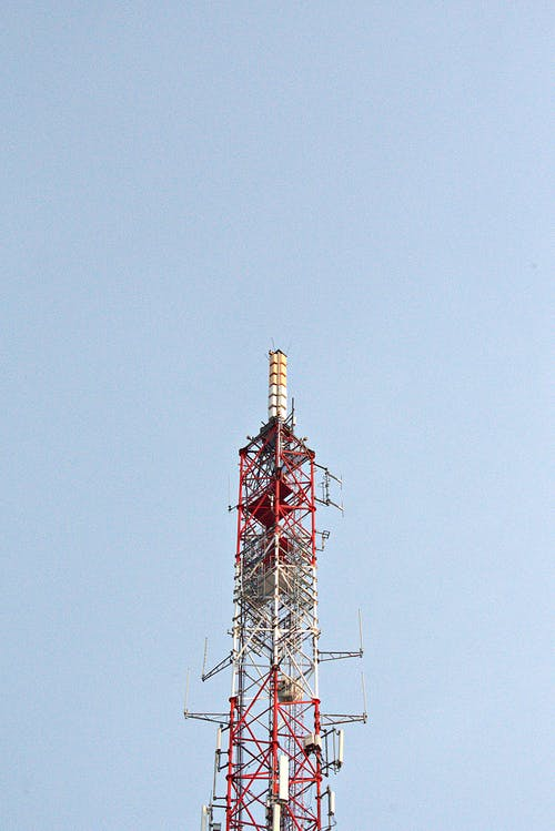 Low-angle Photo of Tower