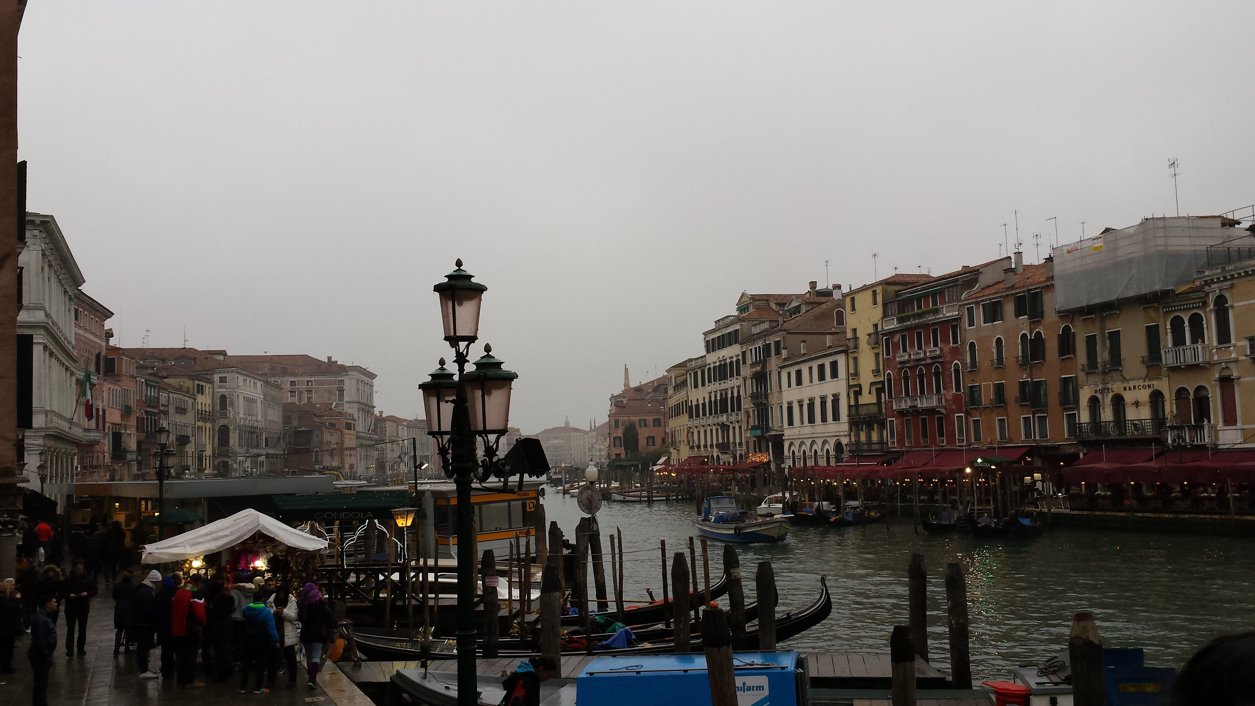Free stock photo of grand canal, venice