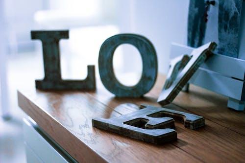 Gratis lagerfoto af close-up, indendørs, indenfor, Kærlighed