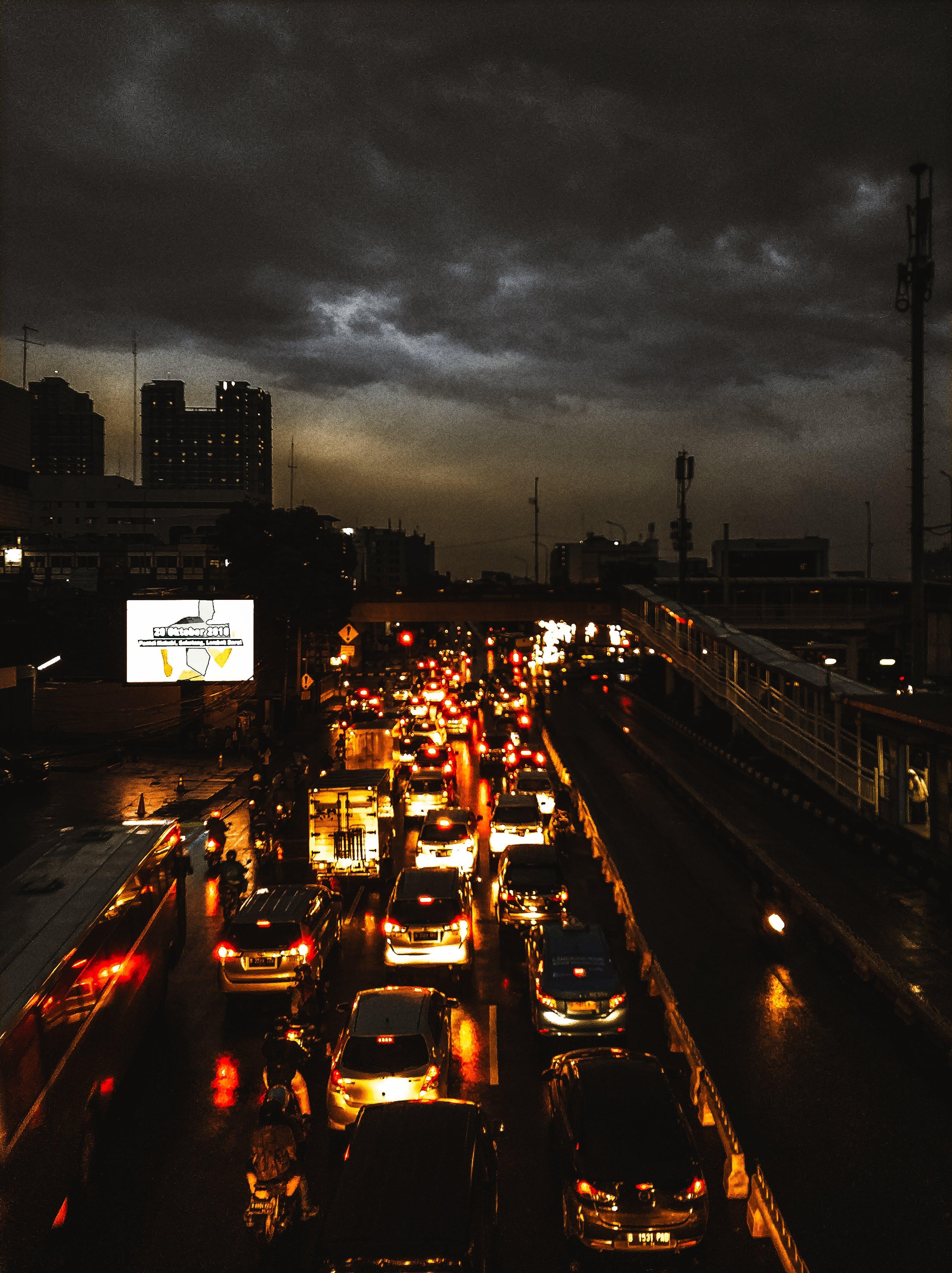 Photo Of Traffic