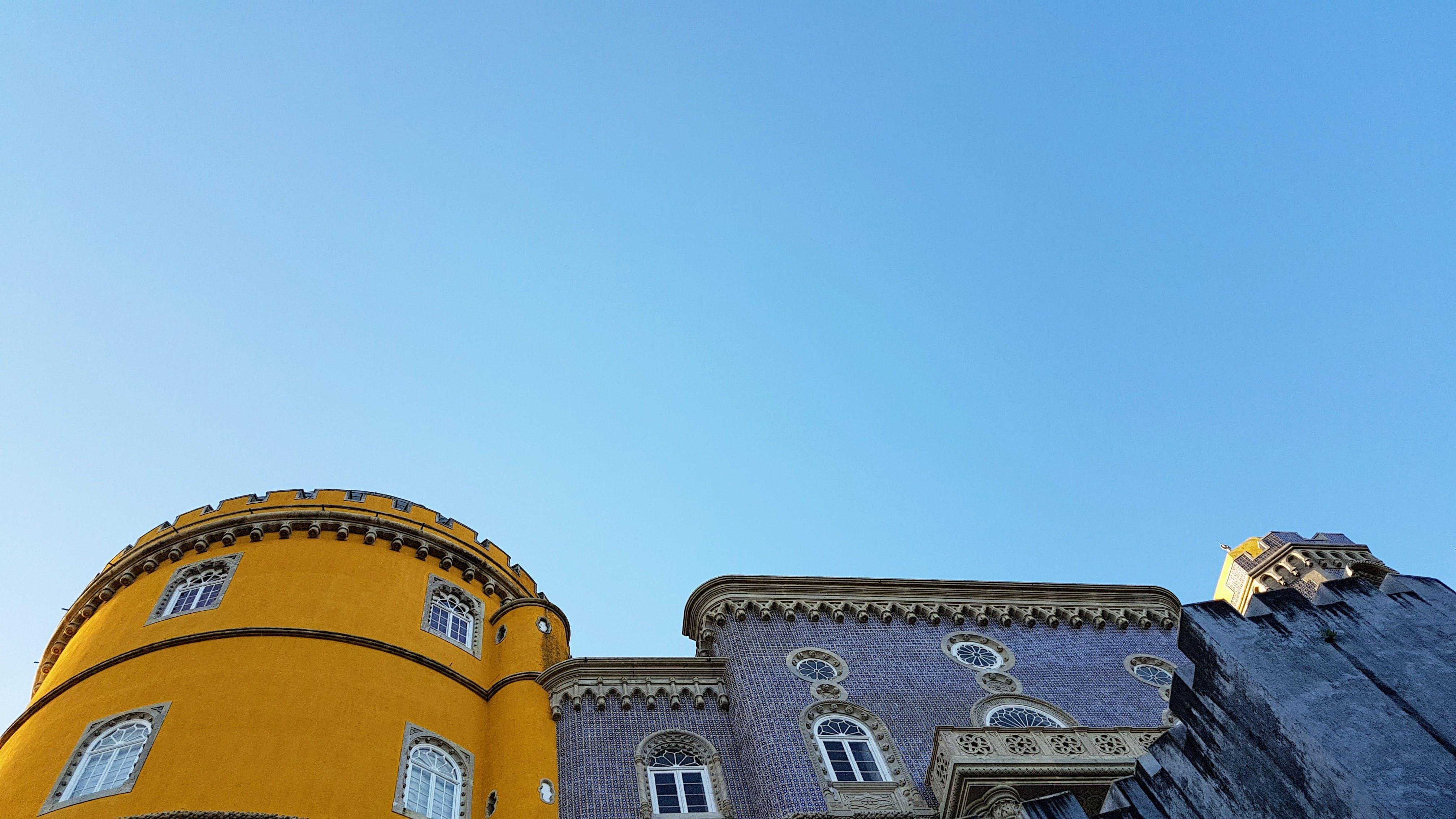 Gratis lagerfoto af arkitektur, borg, bygning, dagslys