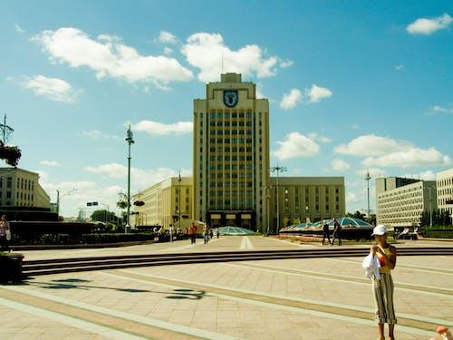 Darmowe zdjęcie z galerii z architektura, biura, biznes, budynki