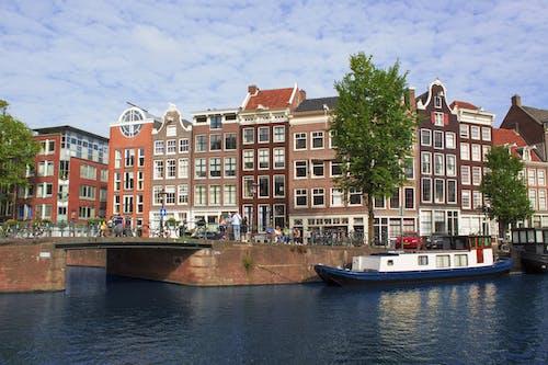 Free stock photo of amsterdam, town, village