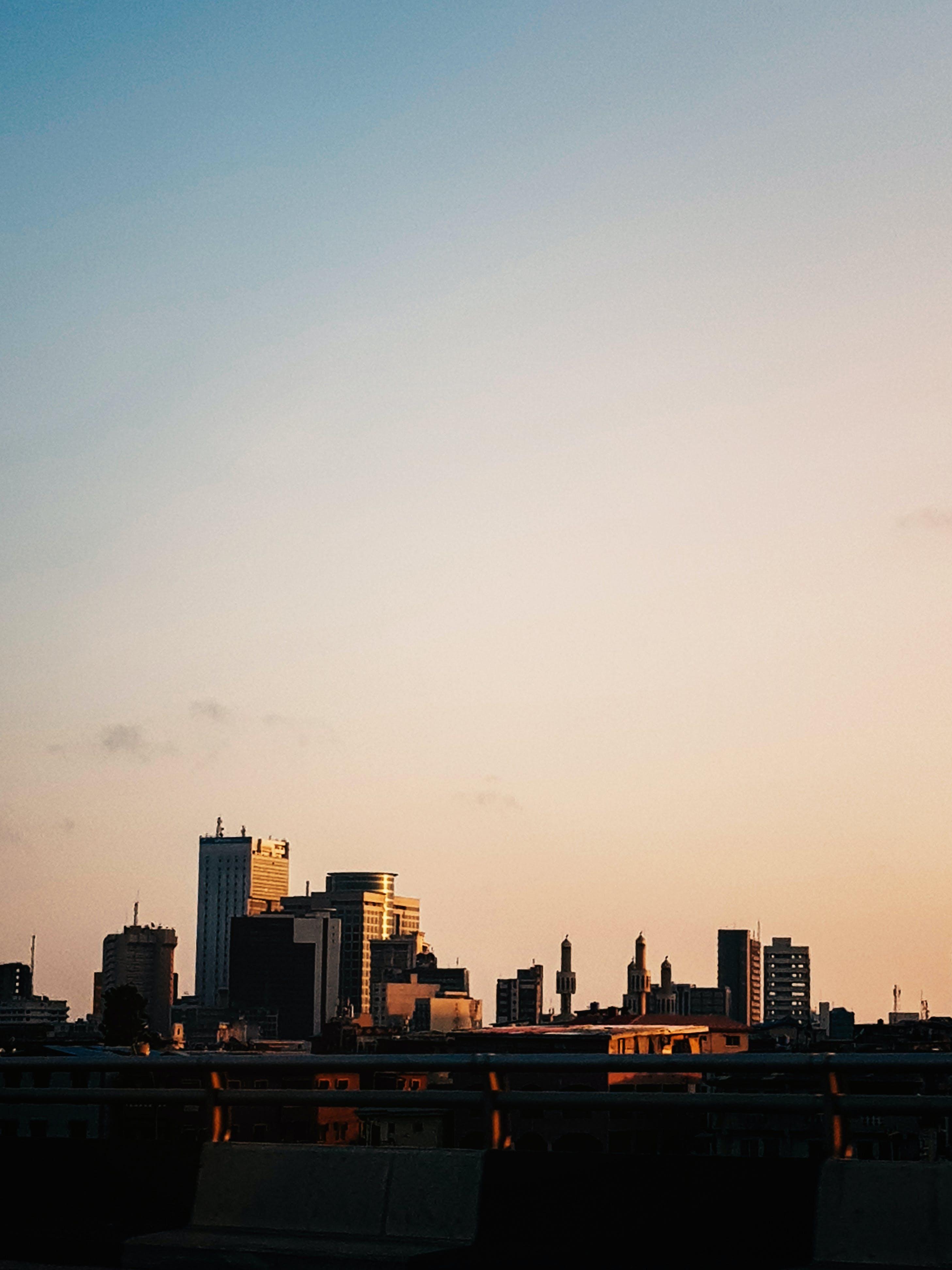 Free stock photo of city, city scape, city view, minimalism