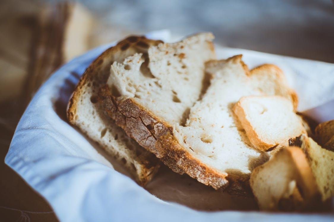 chleba, chutný, domácí