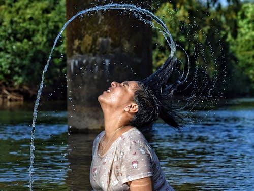 Foto stok gratis air biru, alam, fotografi, seksi
