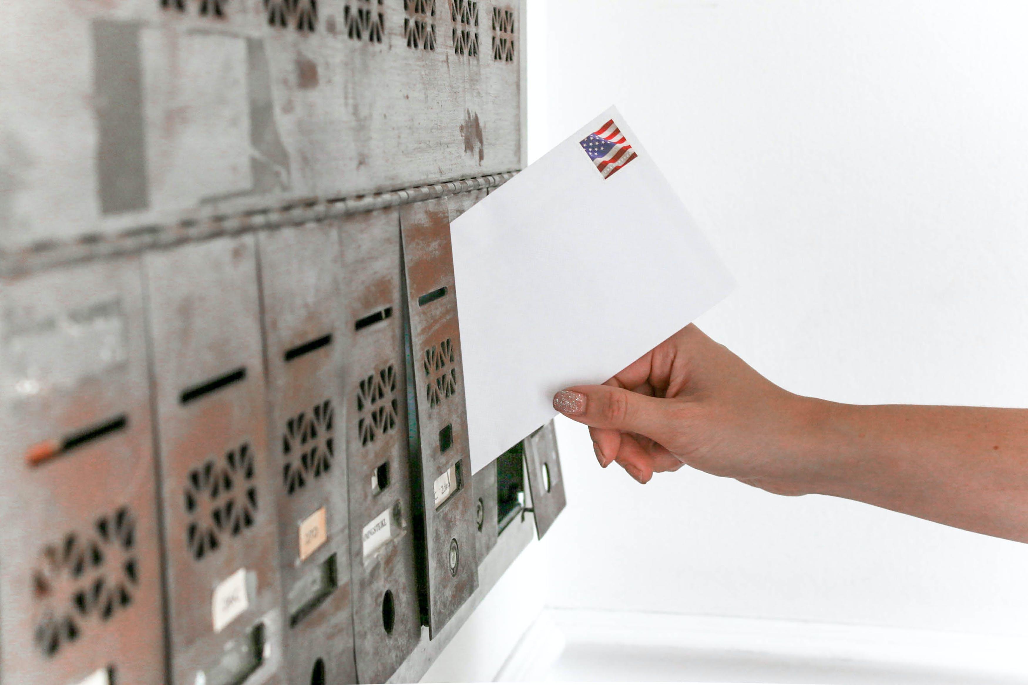 Kostenloses Stock Foto zu person, hand, vereinigte staaten von amerika, sterne