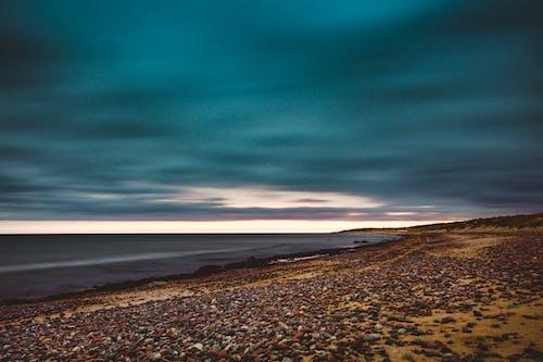 卵石, 平靜的水面, 波羅的海, 海岸 的 免費圖庫相片