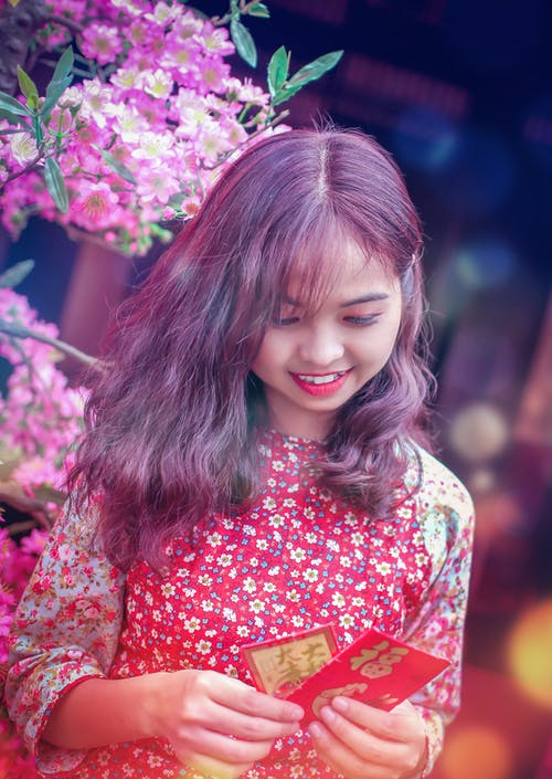 Бесплатное стоковое фото с Азиатская девушка, веселье, глубина резкости, девочка