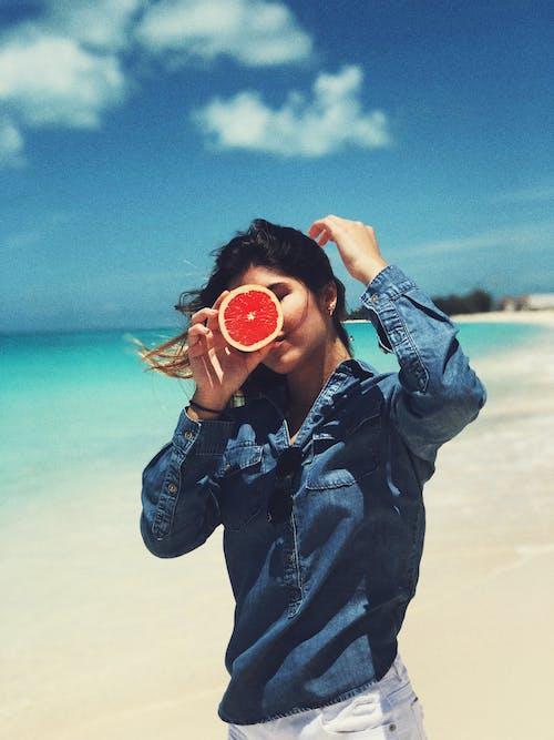 Photos gratuites de agrume, amusement, bahamas, bord de mer