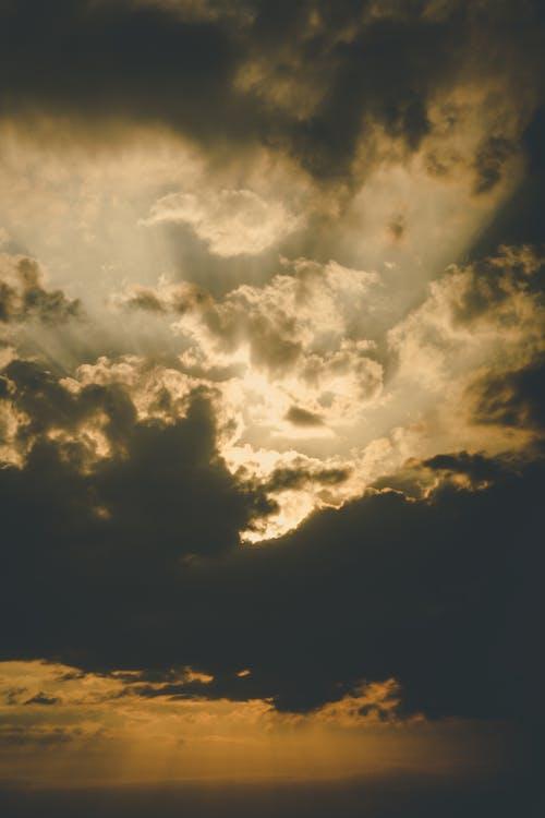 Foto d'estoc gratuïta de alba, brillar, Canon, capvespre