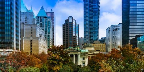 Бесплатное стоковое фото с британская колумбия, ванкувер, городской пейзаж, западное побережье