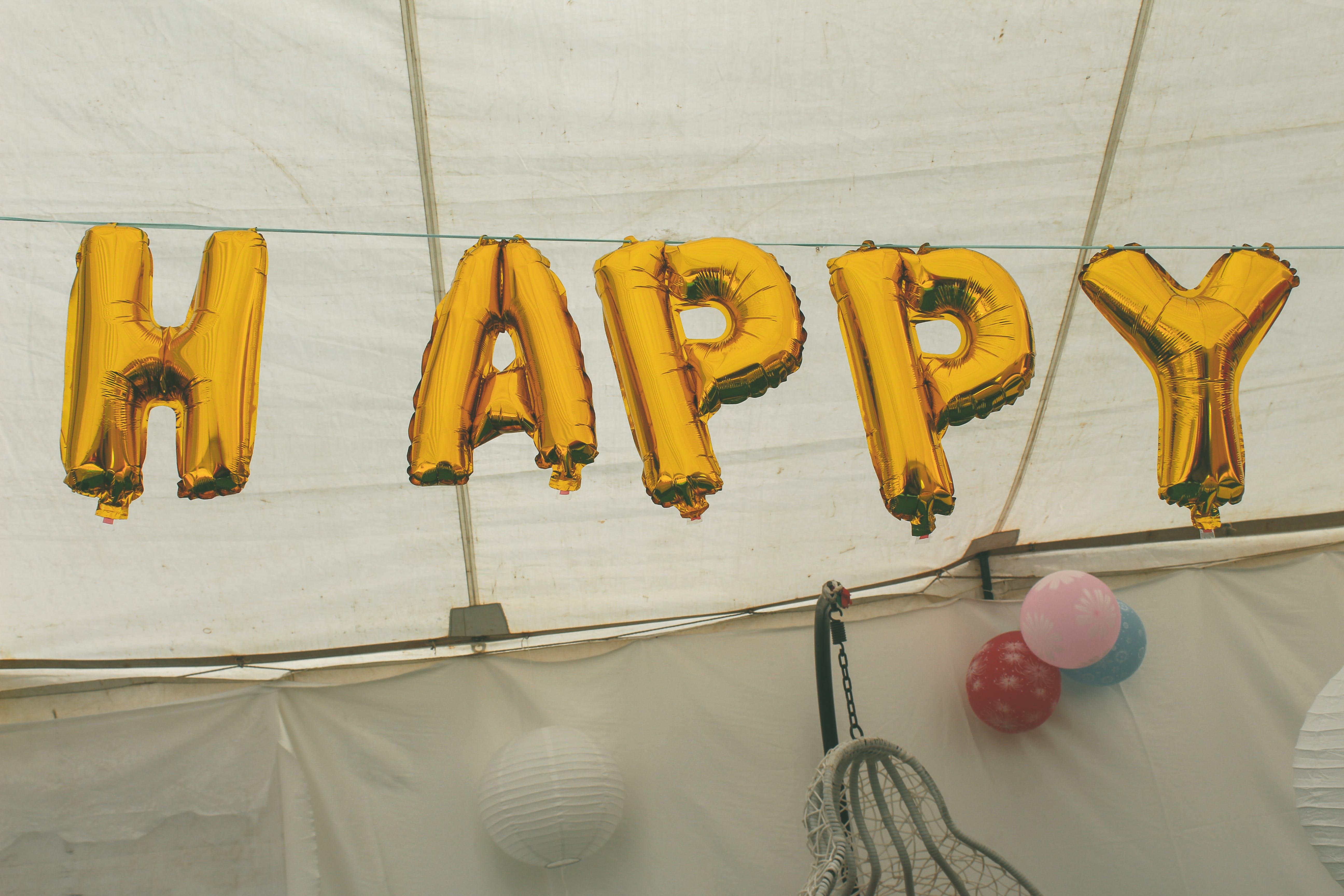 Бесплатное стоковое фото с висячий, воздушные шары, декор, празднование