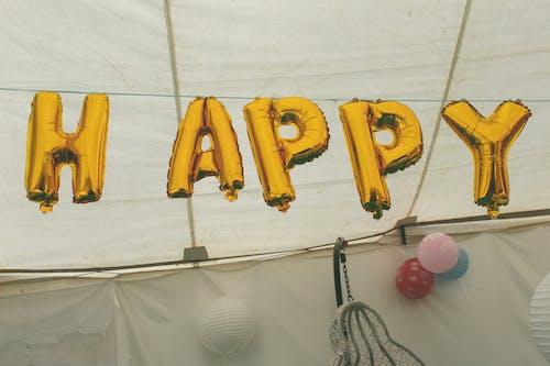 Foto d'estoc gratuïta de celebració, decoració, globus, penjant