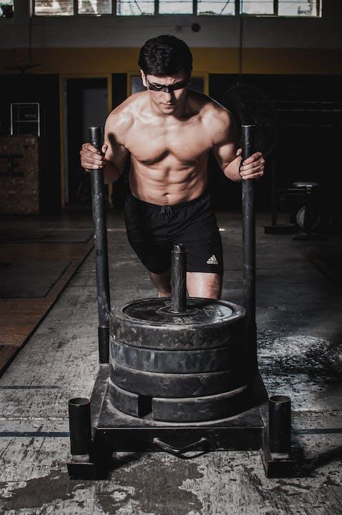 การฝึกกล้ามเนื้อ, การออกกำลังกาย, คน