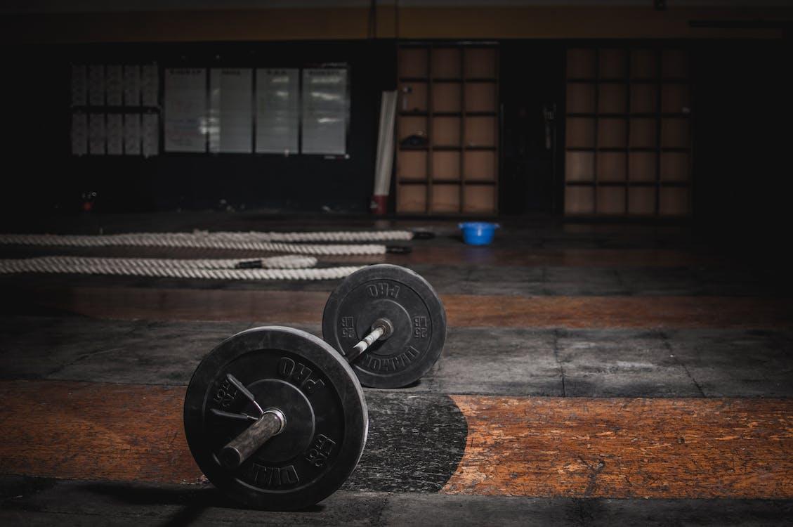byggnad, fitness, gym