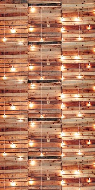 fa, fából készült, fény