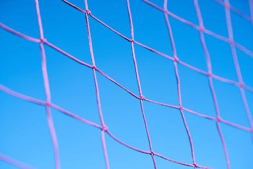 Foto stok gratis bentuk, bersih, biru, bola voli