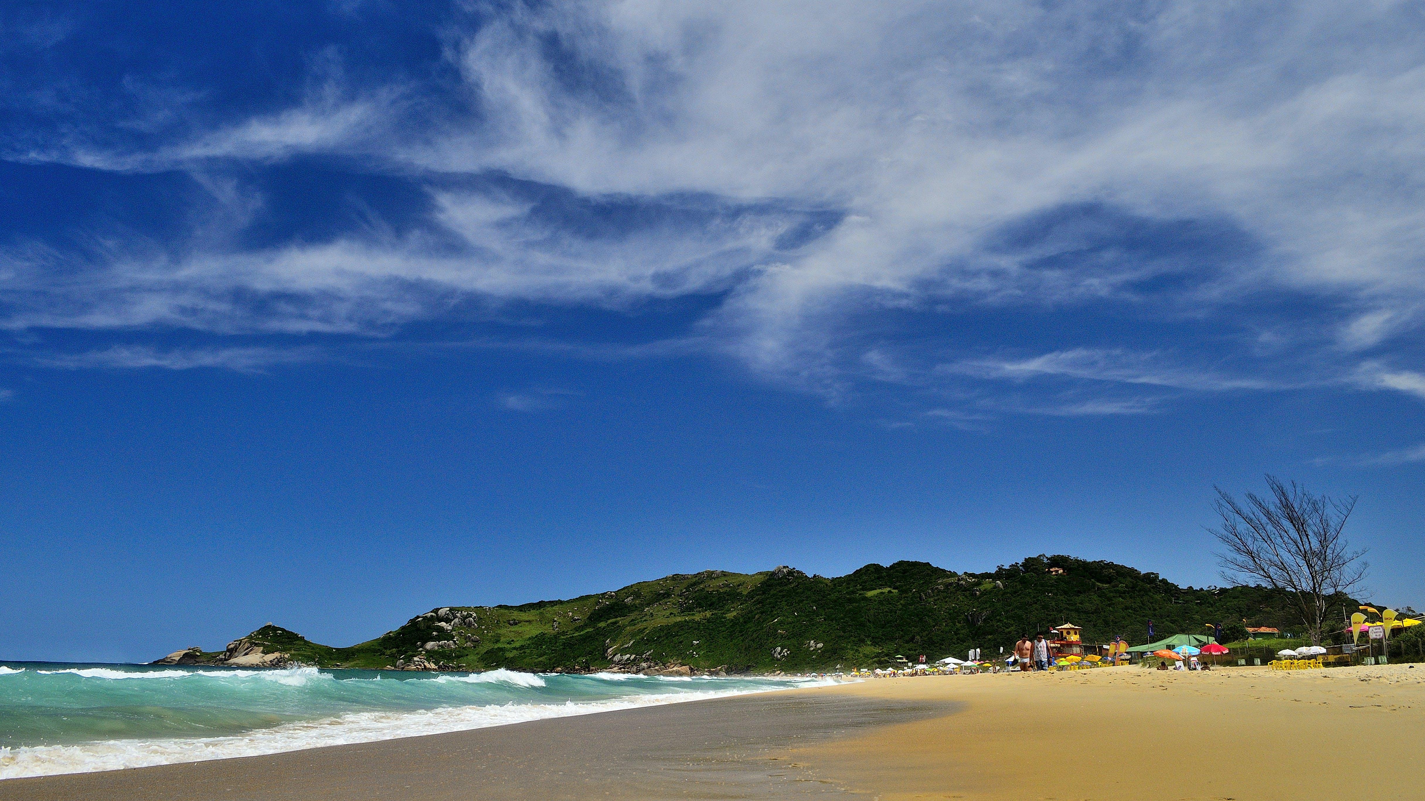 na tému krajina pri mori, more, morský breh, obloha
